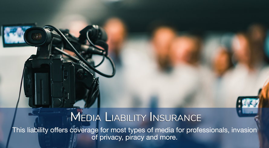 Media Liabilty Insurance