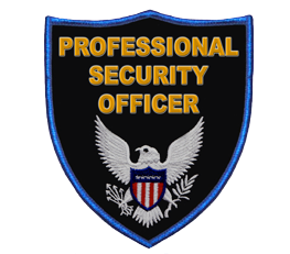 Security Guard shield